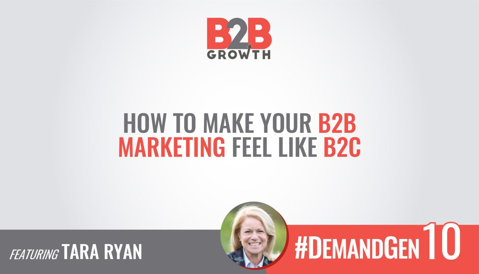 How To Make Your B2B Marketing Feel Like B2C