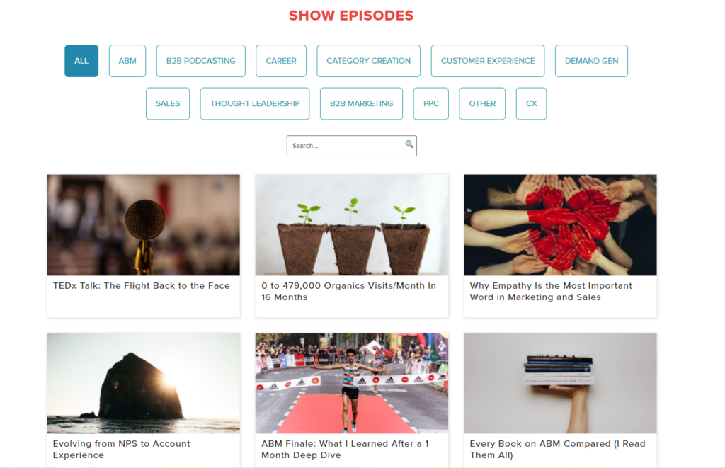 show-episodes-layout